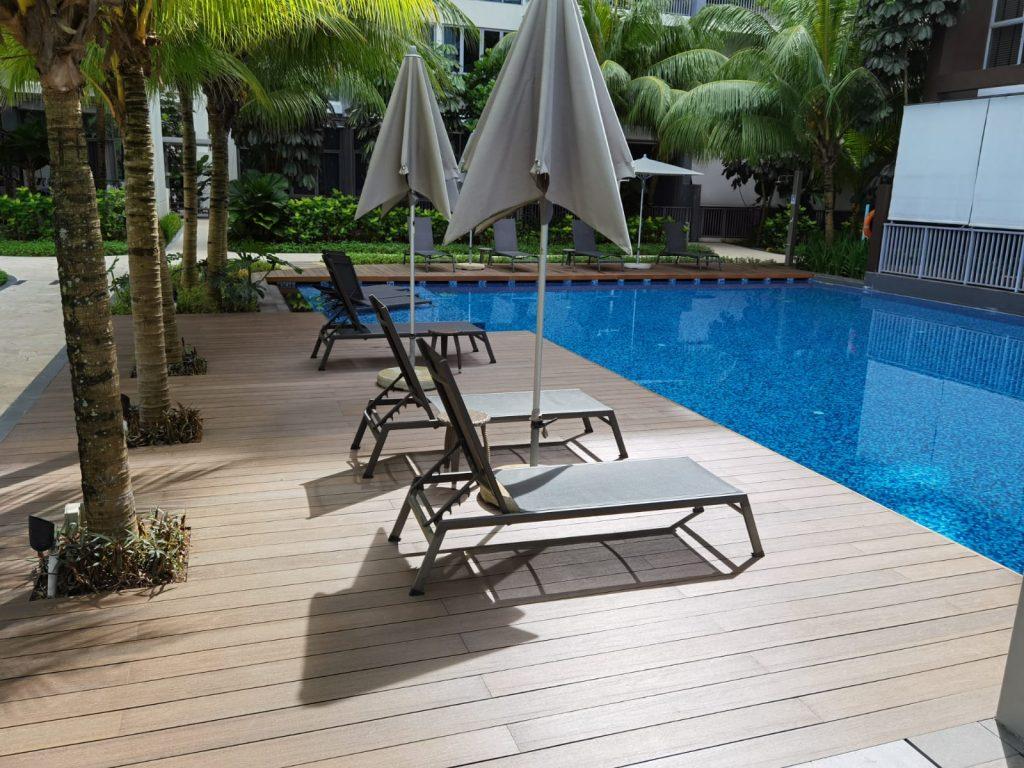 WPC decking singapore