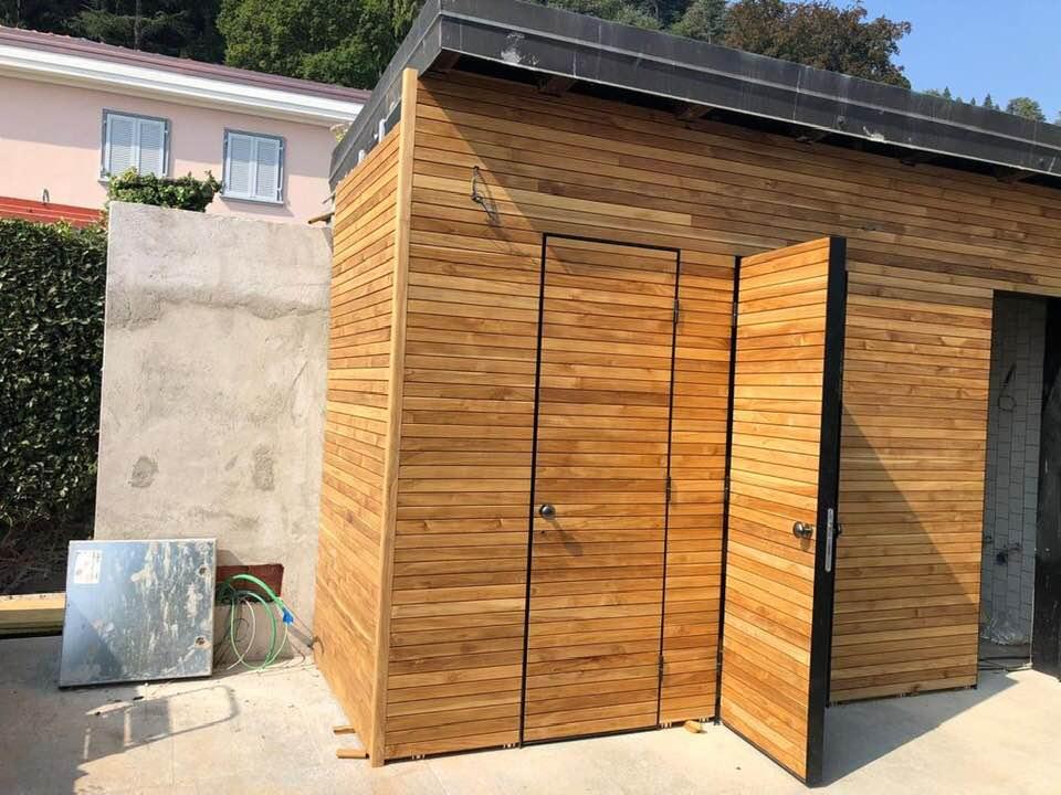 storage shed decking exterpark